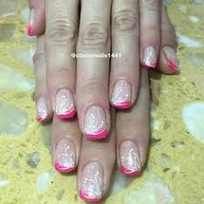 ooh la trend neutral french manicure with a twist color french