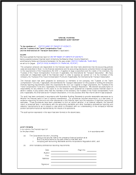 best photos of example a report sample lab audit format examples