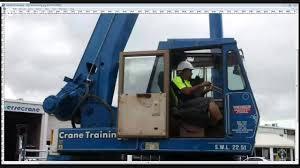 c6 crane training course youtube