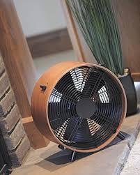 bamboo fan modern table fan otto fan electric table fan