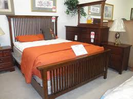 Mission Style Bedroom Furniture by Mission Bedroom Furniture Bungalow Mission Pasadena Oak