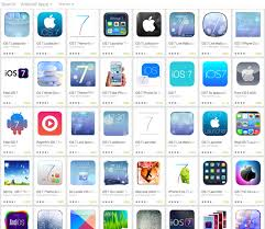 apple apps on android already there are 200 android apps attempting to ape apple s