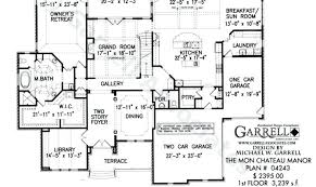 floor plan in french country style floor plan floor plan french country floor plans