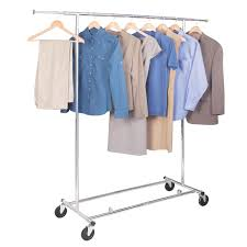 clothing storage racks and wardrobes organize it
