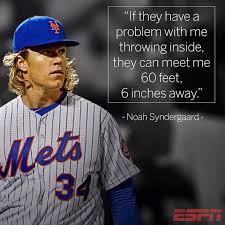 New York Mets Memes - getting to know noah syndergaard newyorkmets