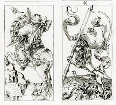 south german engraver the world of cards