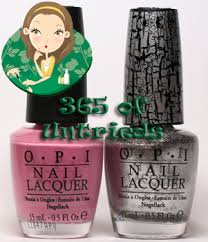 alu u0027s 365 of untrieds opi sparrow me the drama with silver