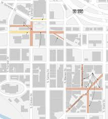 Destiny Usa Map What Syracuse Streets Are Closed For Northeast Jazz U0026 Wine