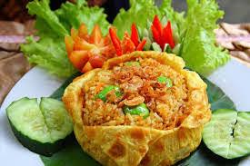cara membuat nasi goreng ayam dalam bahasa inggris resep cara membuat nasi goreng pattaya gulung spesial selerasa com