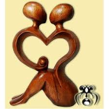 wholesale handicrafts from bali balinese carvers create abstract