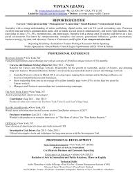 Best Video Resume Examples by Examples Of Resumes How To Write An Excellent Resume Business