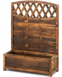 holiday savings wooden planter boxes garden planters large