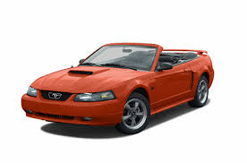 2003 Black Mustang Convertible 2003 Ford Mustang Gt Deluxe 2dr Convertible Specs And Prices