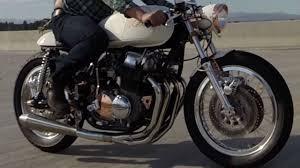 honda cb750 kott motorcycles 1971 honda cb750 custom cafe racer gopro hero 3