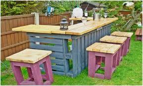 Patio Furniture Made Out Of Pallets by Backyards Charming Tiki Backyard Designs Outdoor Tiki Bar Diy