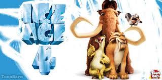 fox announces ice age 4 ice age continental drift 3d