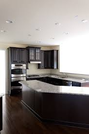 Kitchen Cabinets Colors And Designs 25 Best Espresso Kitchen Cabinets Ideas On Pinterest Espresso