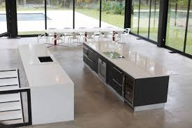 Staten Glass Corner Desk by Steel U0026 Modern House Guesthouse For Rent In East Hampton New