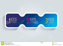 two business elements banner template 2 steps design chart