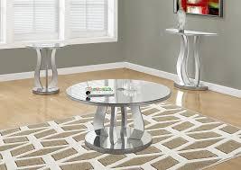 mirrored end table set i 3725 mirrored coffee table furtado furniture