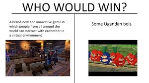 All Meme Pictures - ugandan knuckles is a hilarious meme that s taken gaming by storm