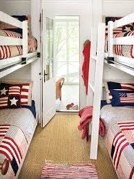 American Flag Bedding 20 Ways To Decorate With The American Flag Homes Com
