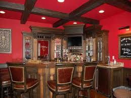 wall decor for home bar basement bar along wall wonderful home tips decoration or other