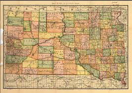 map south dakota south dakota maps south dakota digital map library table of