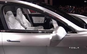 tesla model 3 interi tesla model 3 interior front seats indian autos blog