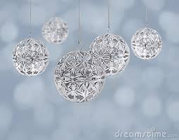silver christmas silver christmas balls royalty free stock photos image 17227588