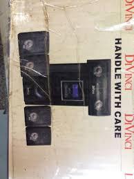 divinci home theater divinci limited platinum edition premium home surround sound