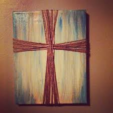 Pinterest Canvas Ideas by Canvas Paint Wood Stain And Jute Pins I U0027ve Actually Done