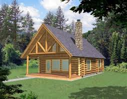 Log Cabin Floor Plans With Loft by Log Cabin Homes Designs Small Log Home With Loft Small Log Cabin