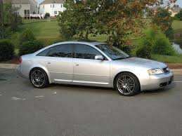 2000 audi a6 information and photos zombiedrive