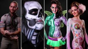 sin city halloween costume halloween 2013 skin city body painting youtube