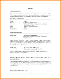 Sample Resume Objectives For Ojt Hrm Students by Resume Objective Examples For Fresh Graduates Course Millions Tk