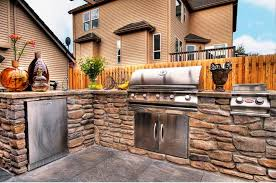 practical ideas for outdoor kitchens