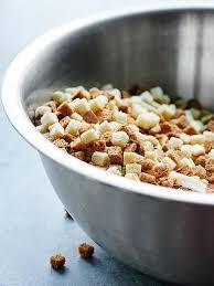 crockpot vegetarian stuffing w vegan friendly option
