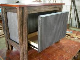 rustic kitchen island bench large bottom drawer was design u2026 flickr