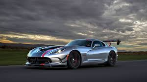 dodge supercar concept the dodge viper is sold out forever