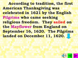 thanksgiving day in the united states is observed every year on the