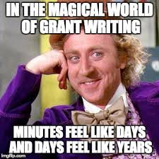 Writing Meme - playground funding 101 three grant writing wishes gametime