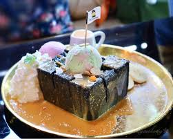 cuisine pirate salted egg lava ลาวาไข เค มโทสต ร าน the pirate toast wongnai