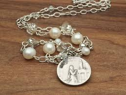 catholic necklaces 100 best catholic jewelry and religious gifts images on