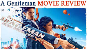 a gentleman movie review live audience update filmibeat