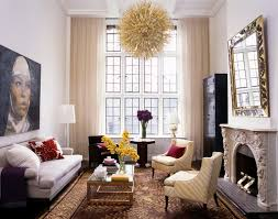 Floor To Ceiling Curtains How To Decorate A Room With High Ceilings U2014 Designed