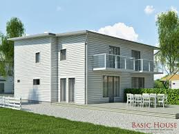 The Basic House by Basic House Helge