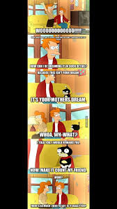 Make Your Own Fry Meme - futurama meme reward make it count on bingememe