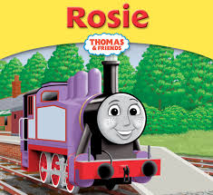 Rosie Story Library Book Thomas Tank Engine Wikia Fandom
