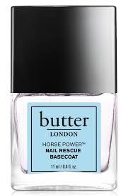 butter london u0027horse power u0027 nail rescue basecoat nordstrom